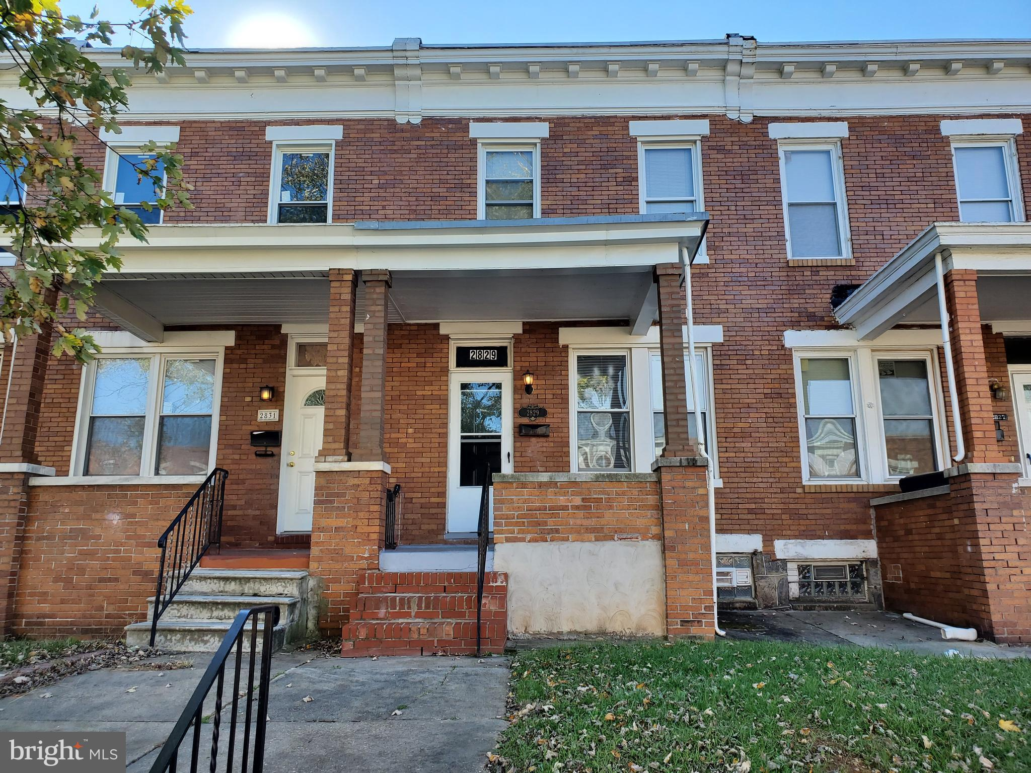 2851 MAYFIELD AVENUE, BALTIMORE, MD 21213