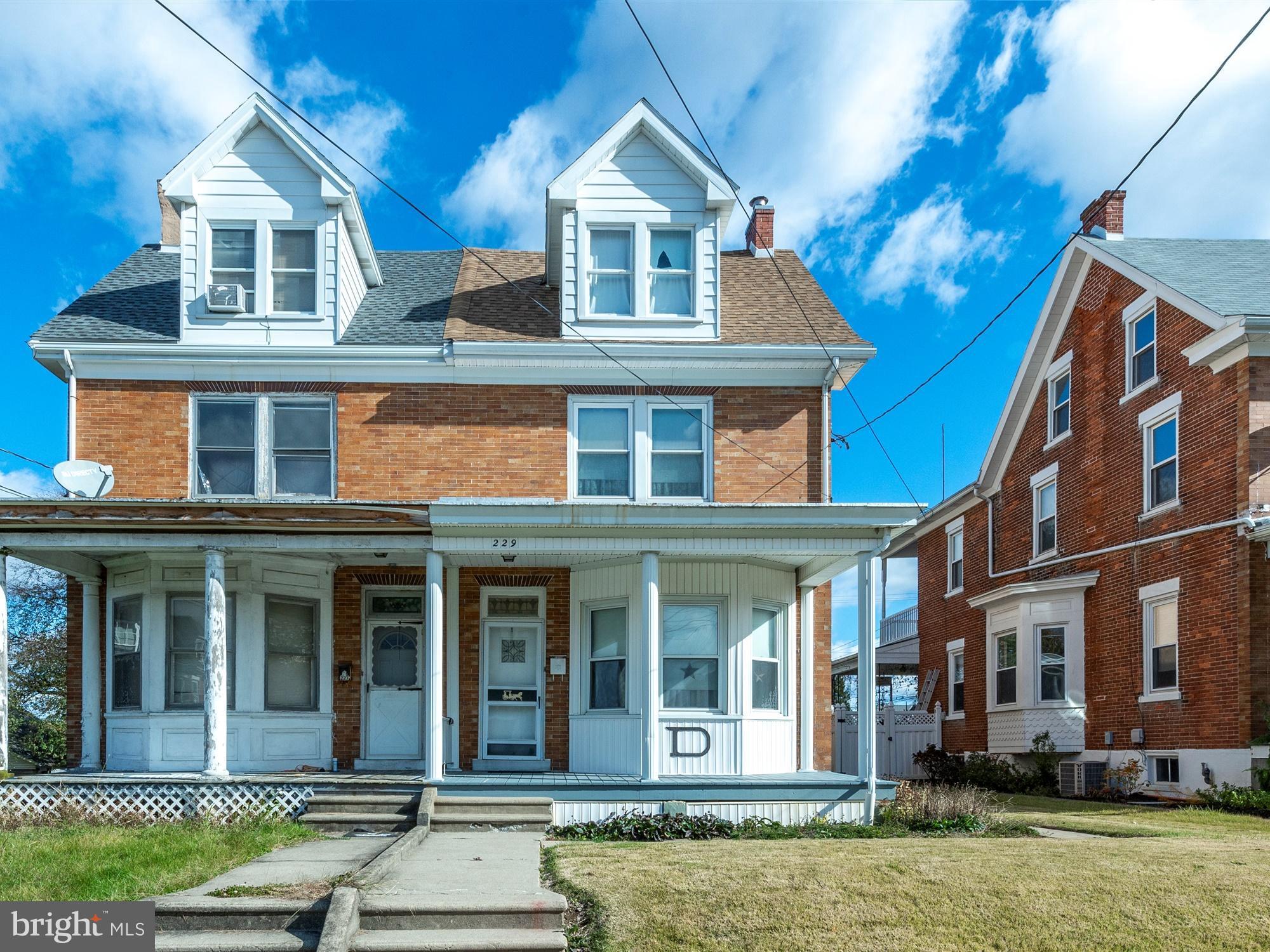229 S HOME AVENUE, TOPTON, PA 19562
