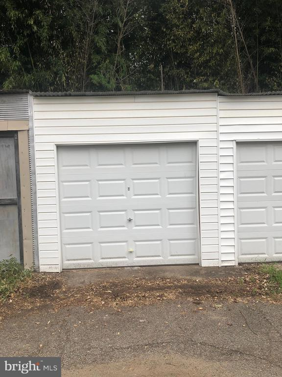 Deeded Garage Space at 34th and R. Garage is in good working condition but is being conveyed as-is.