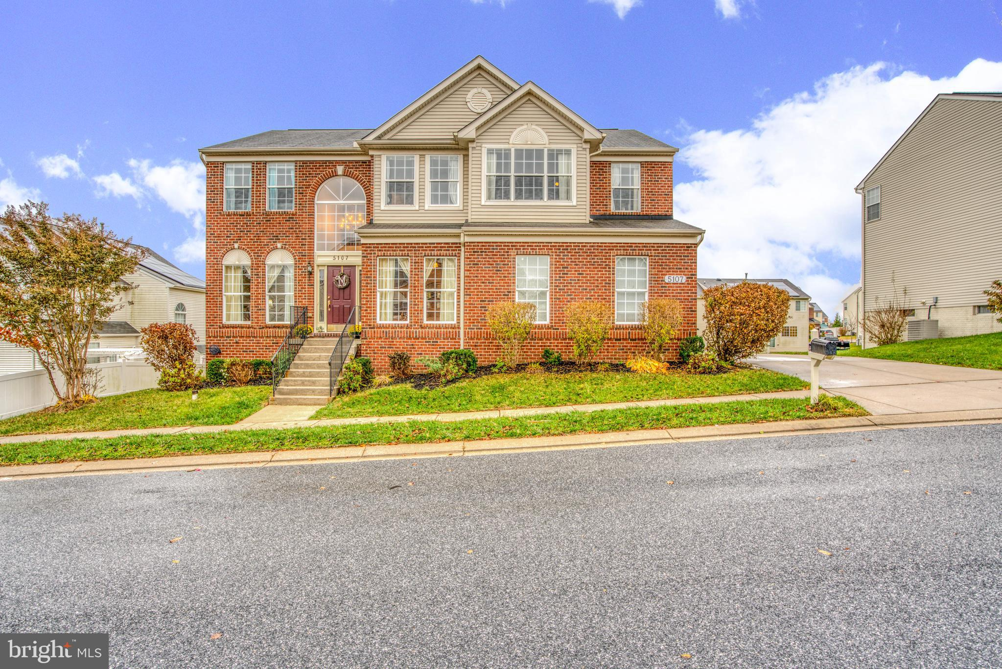 5107 GLOW HAVEN WAY, PERRY HALL, MD 21128