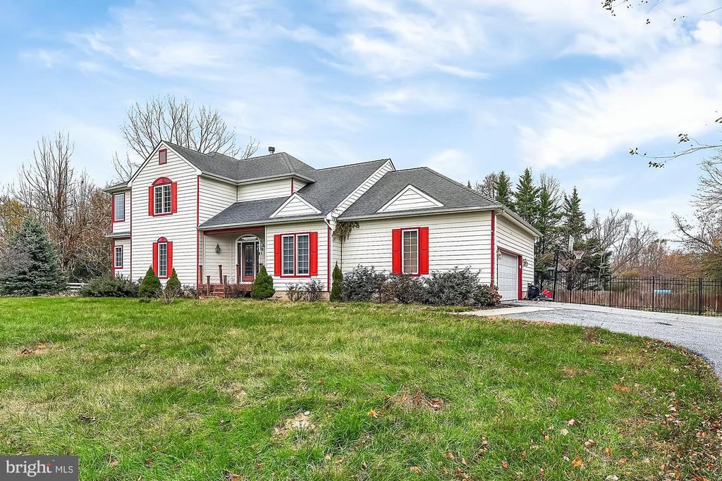 Beautiful home in the Owings Mills neighborhood! Master suite with master bathroom and walk in closet on the main level. Four bedrooms and two full baths on the upper level.  Finished basement and huge backyard- perfect for entertaining.  Two car attached garage and extra long driveway. Close access to I-795 and all other major highways- commute with ease! Call today to schedule a private showing!