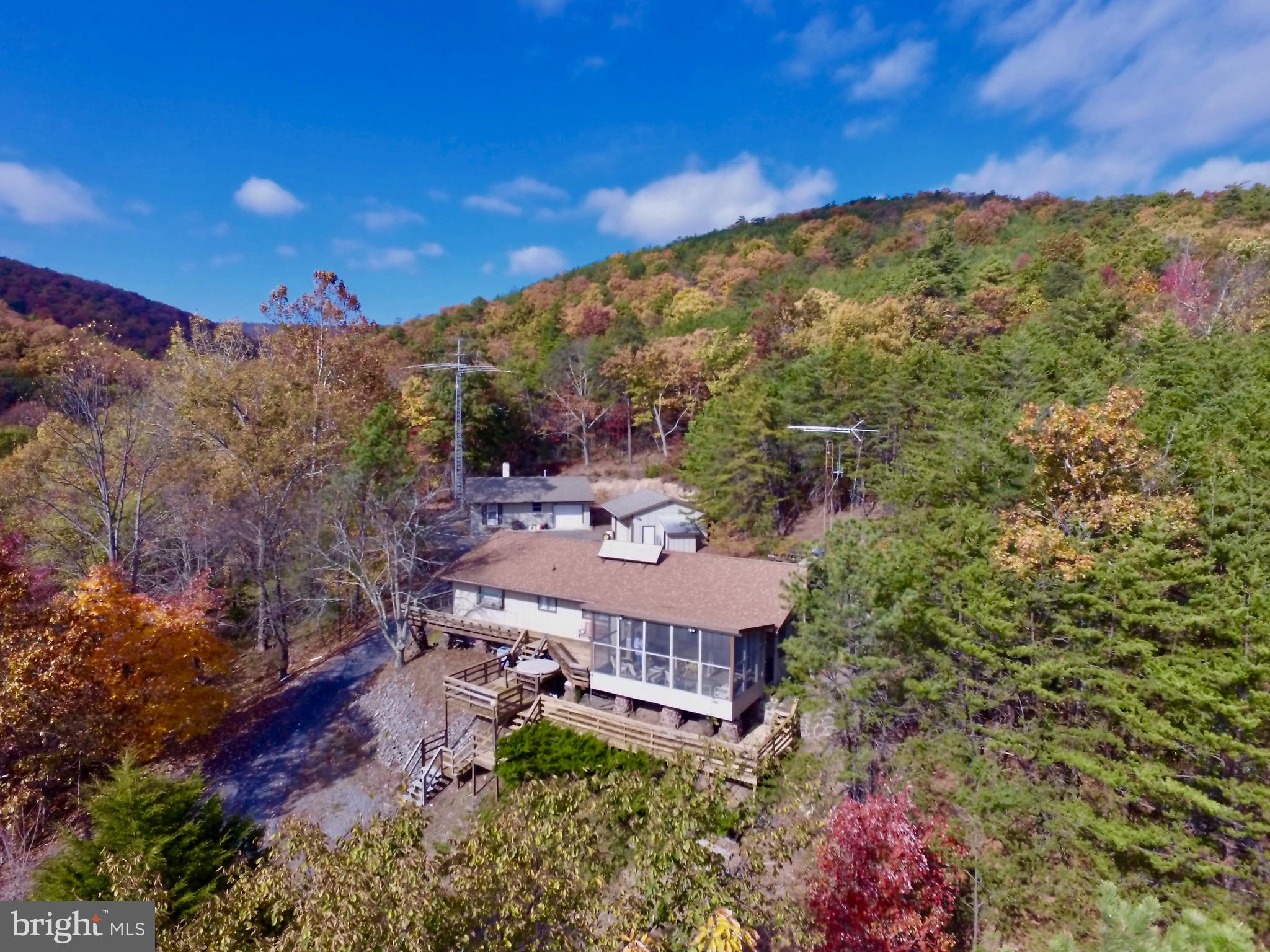 7355 MORELAND GAP ROAD, FORT VALLEY, VA 22652