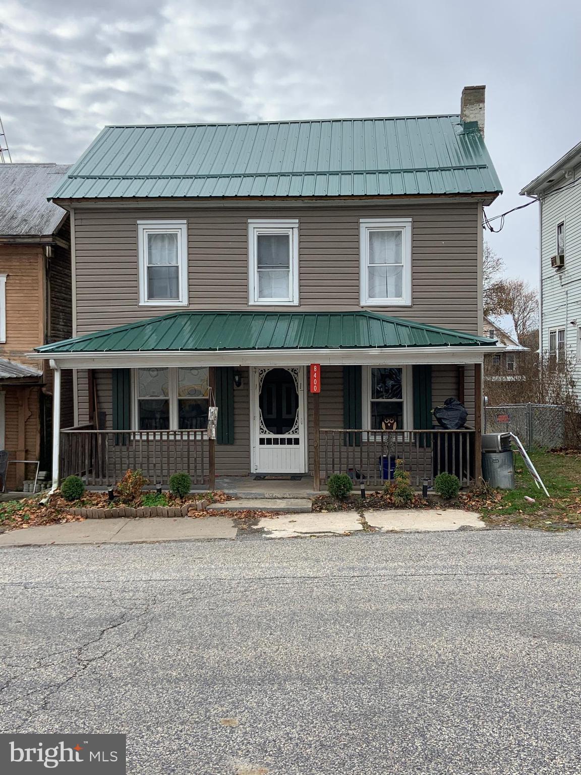 8400 ASHMAN STREET, THREE SPRINGS, PA 17264