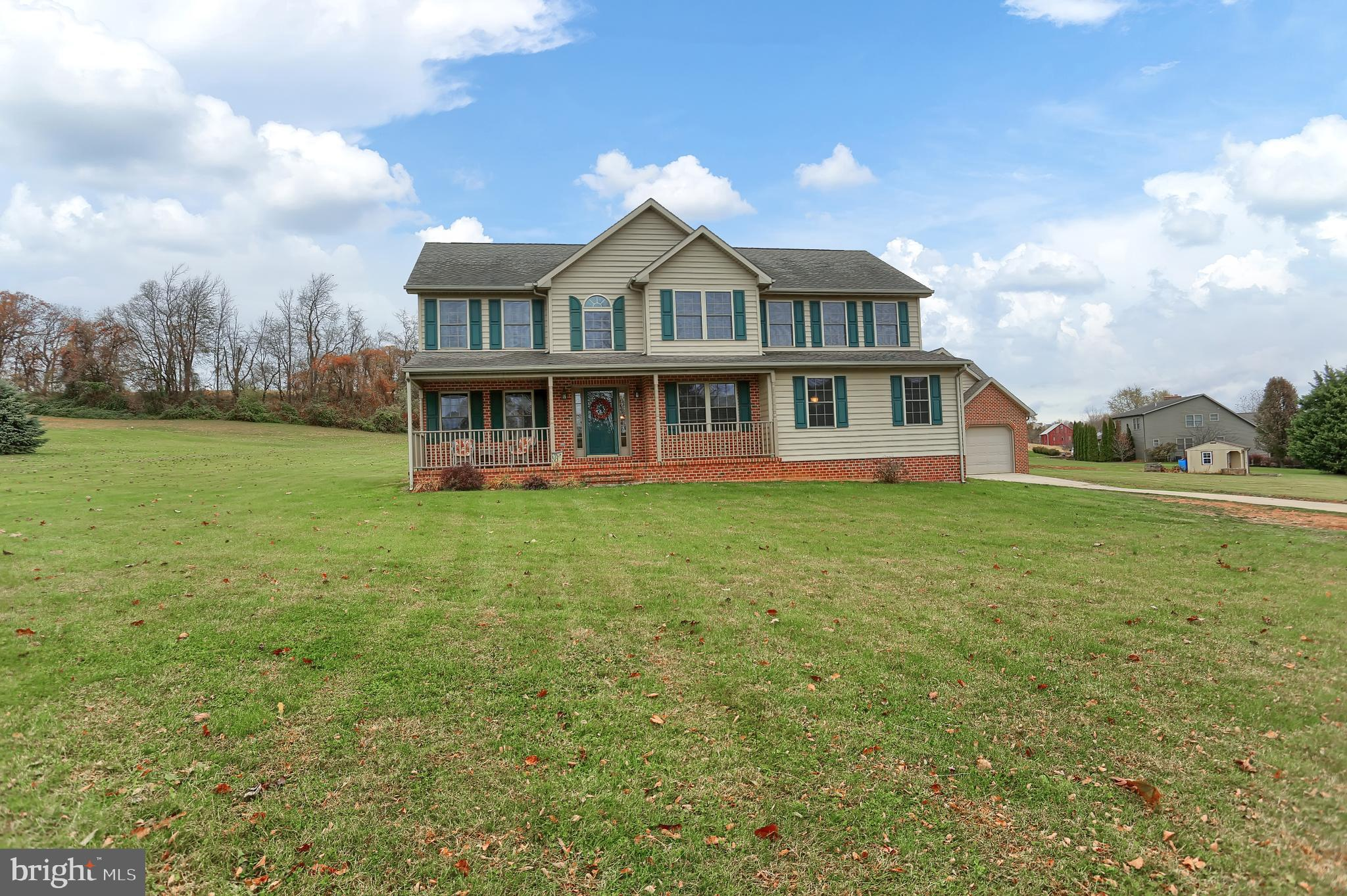 4344 DRY BRIDGE ROAD, GLENVILLE, PA 17329