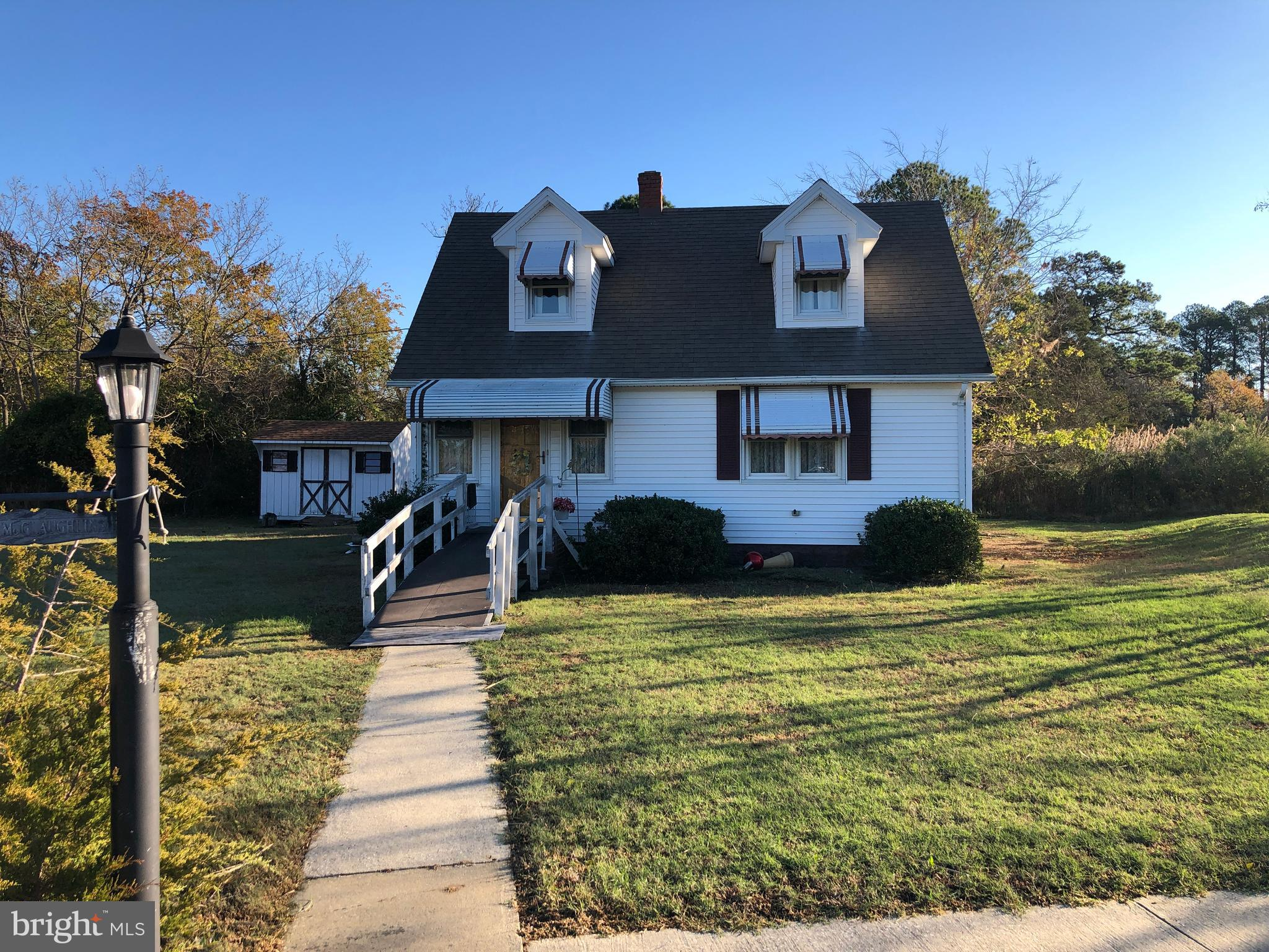 1855 CROCHERON ROAD, TODDVILLE, MD 21672