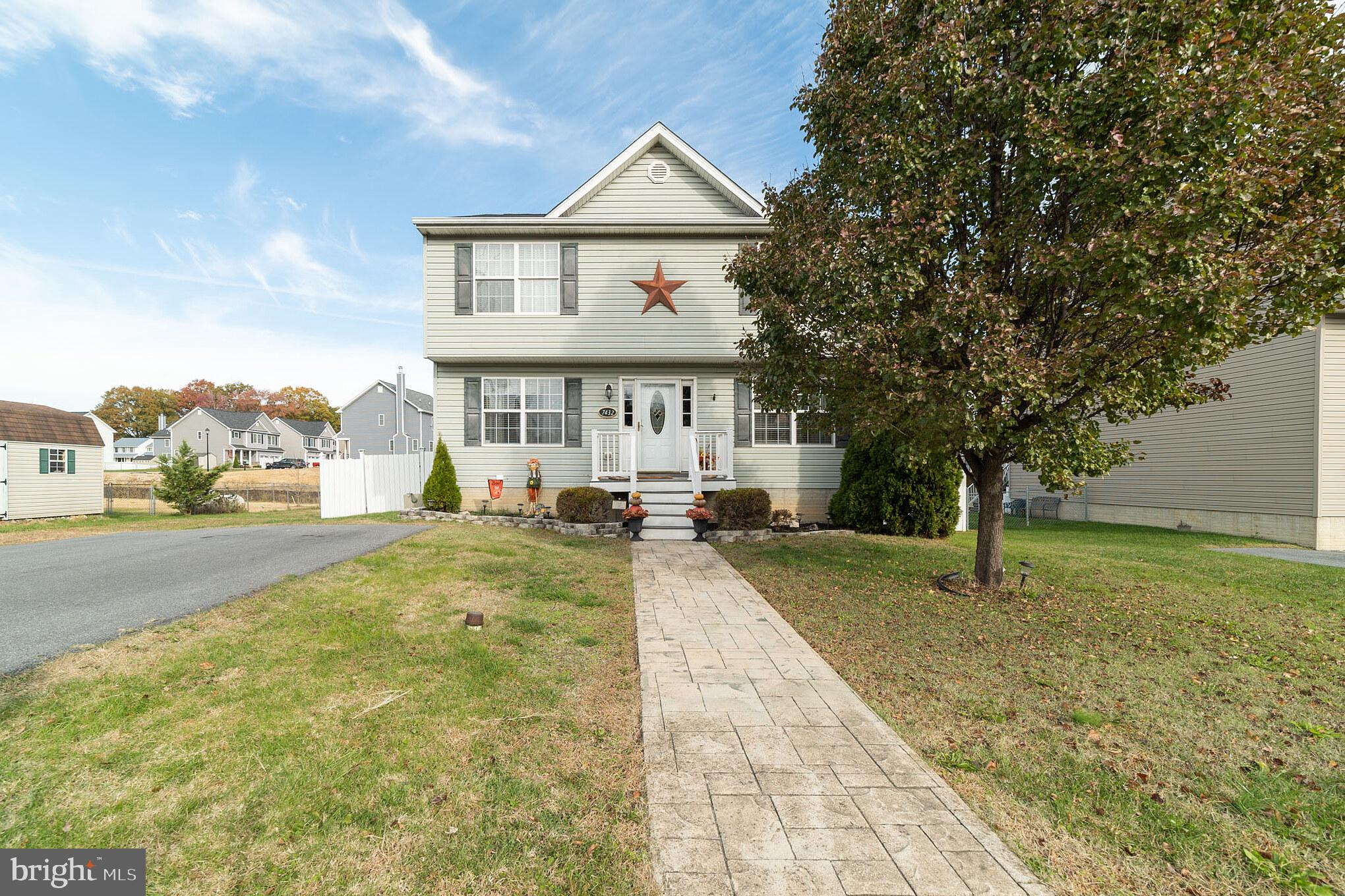 7432 BLEVINS AVENUE, SPARROWS POINT, MD 21219