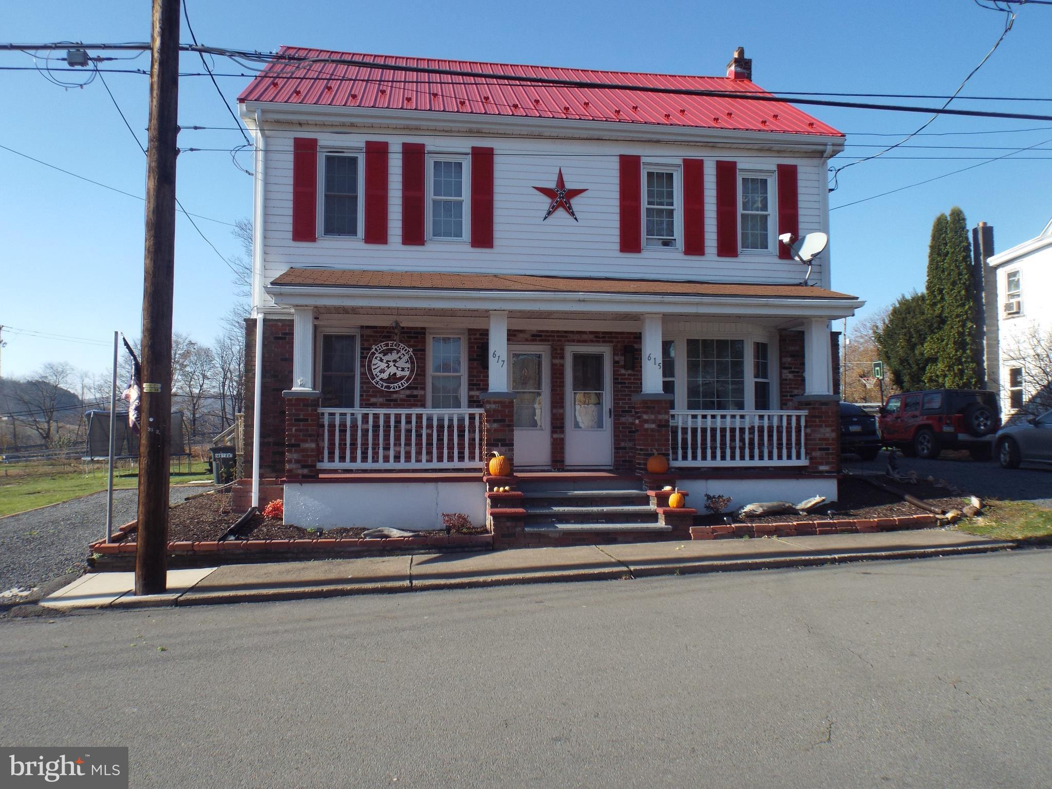 615-617 MAIN STREET W, RINGTOWN, PA 17967