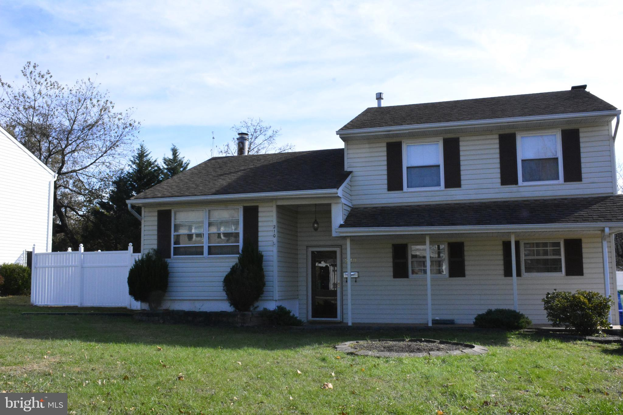 210 WELSFORD ROAD, FAIRLESS HILLS, PA 19030