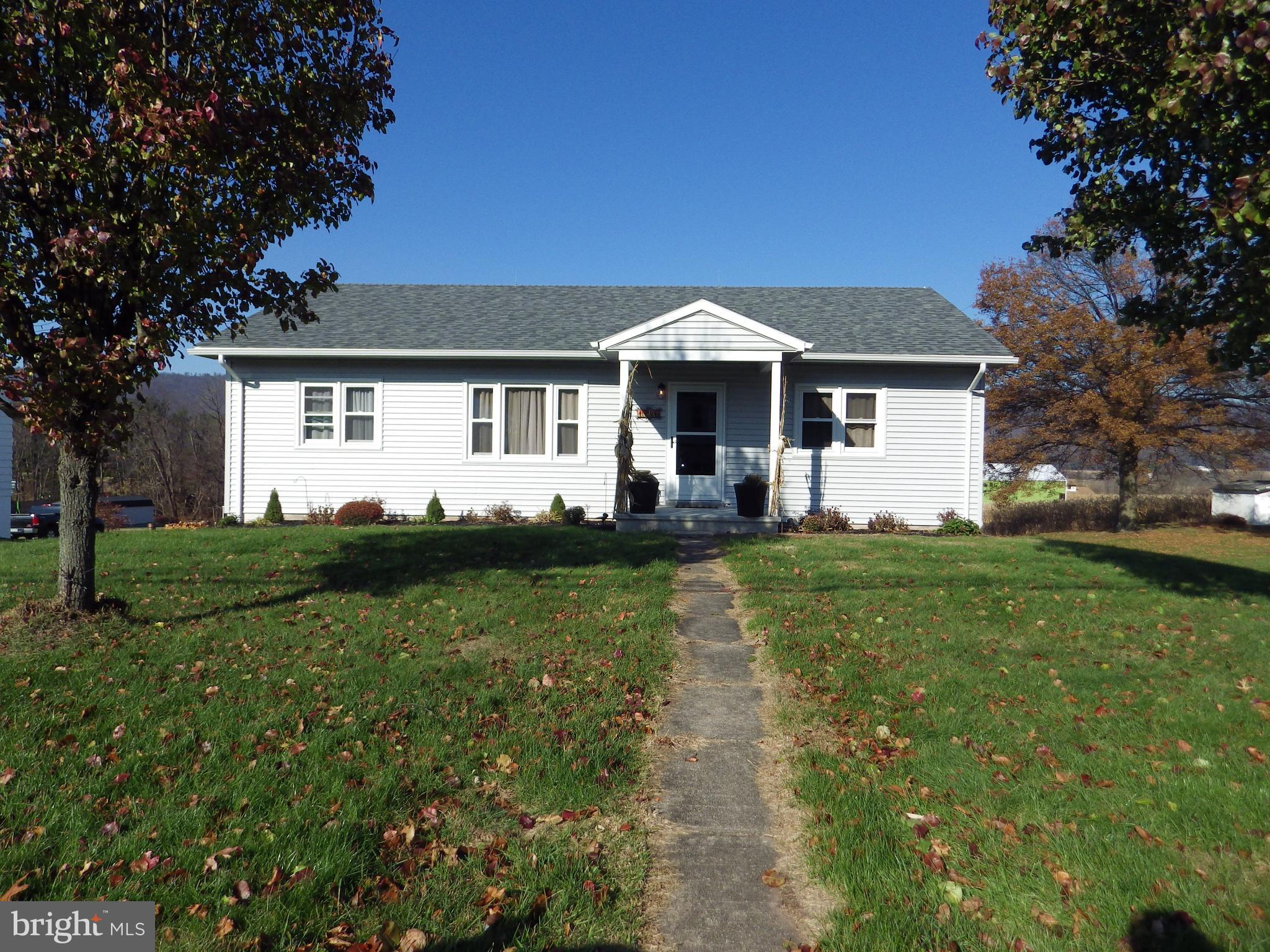 1746 W MAIN STREET, VALLEY VIEW, PA 17983