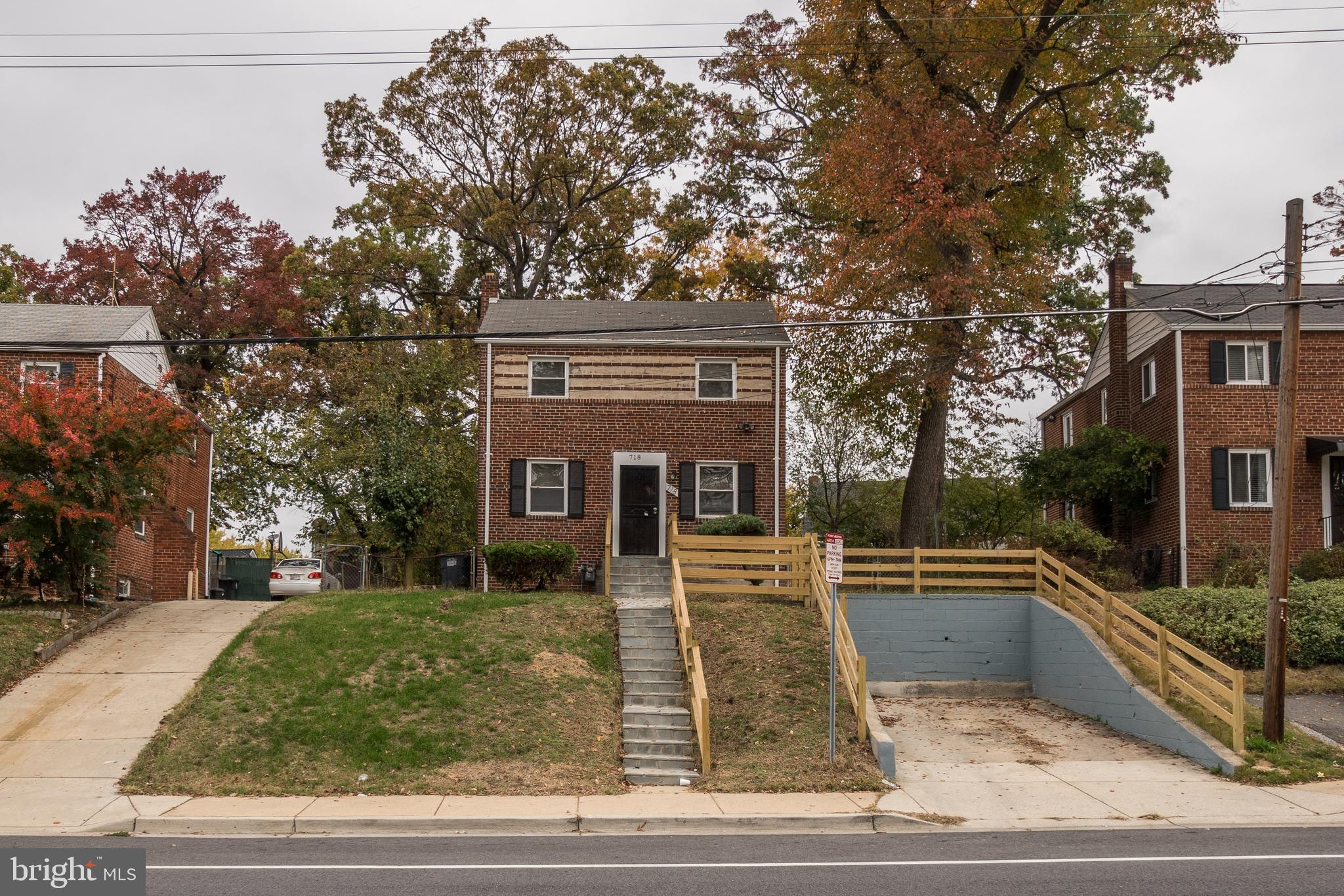 718 CHILLUM ROAD, HYATTSVILLE, MD 20783