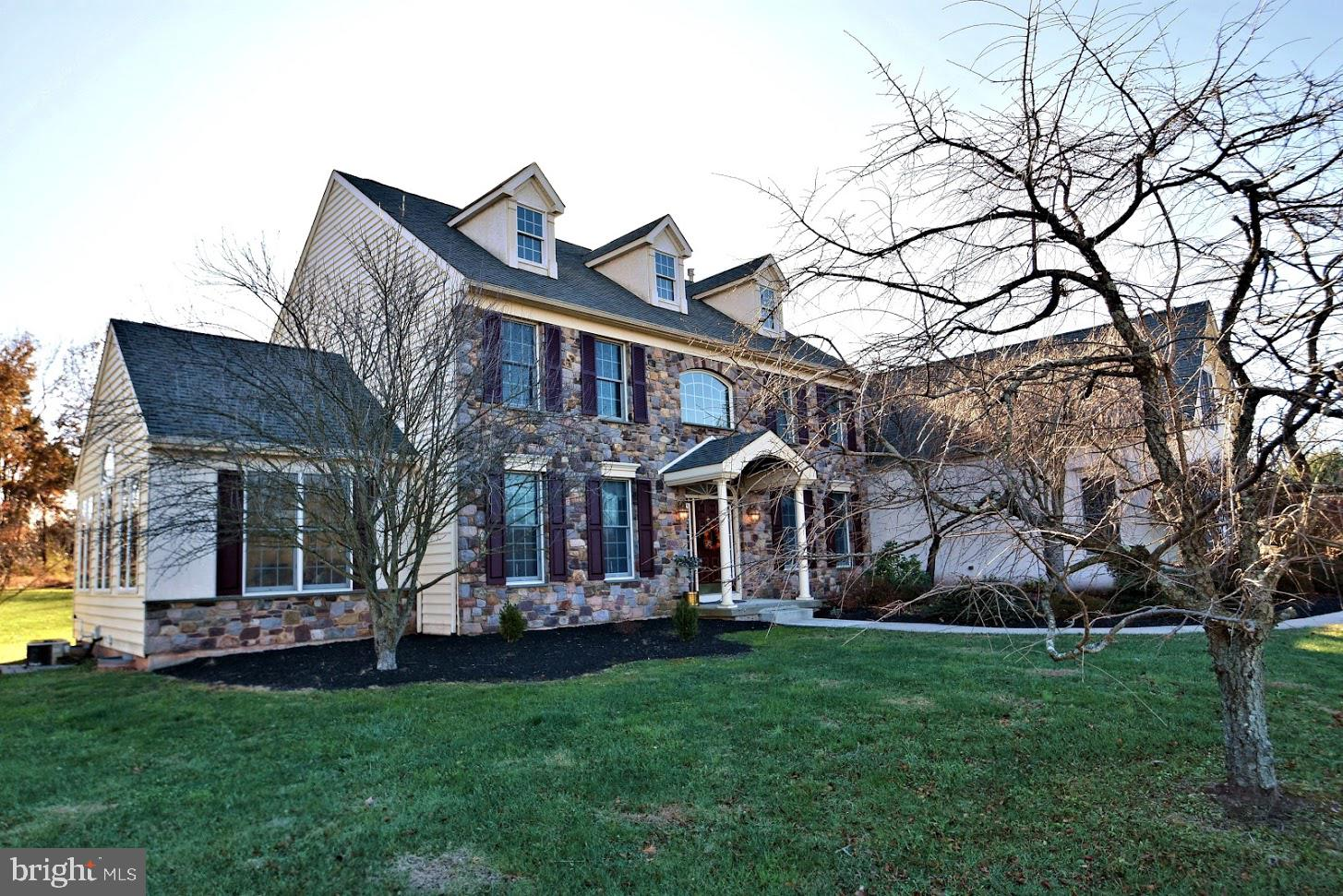 2345 OLD FORTY FOOT ROAD, HARLEYSVILLE, PA 19438