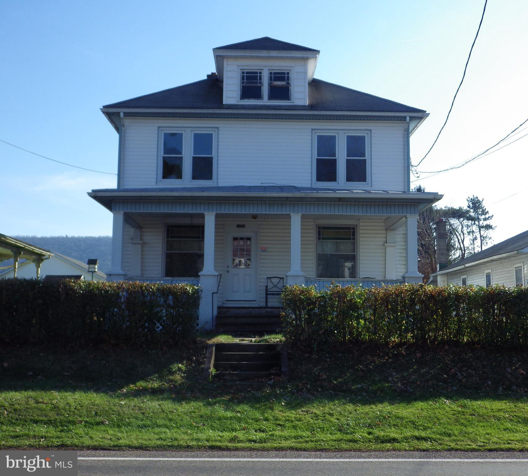 1459 W MAIN STREET, VALLEY VIEW, PA 17983
