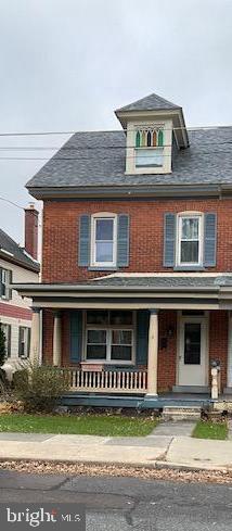 116 JEFFERSON STREET, EAST GREENVILLE, PA 18041