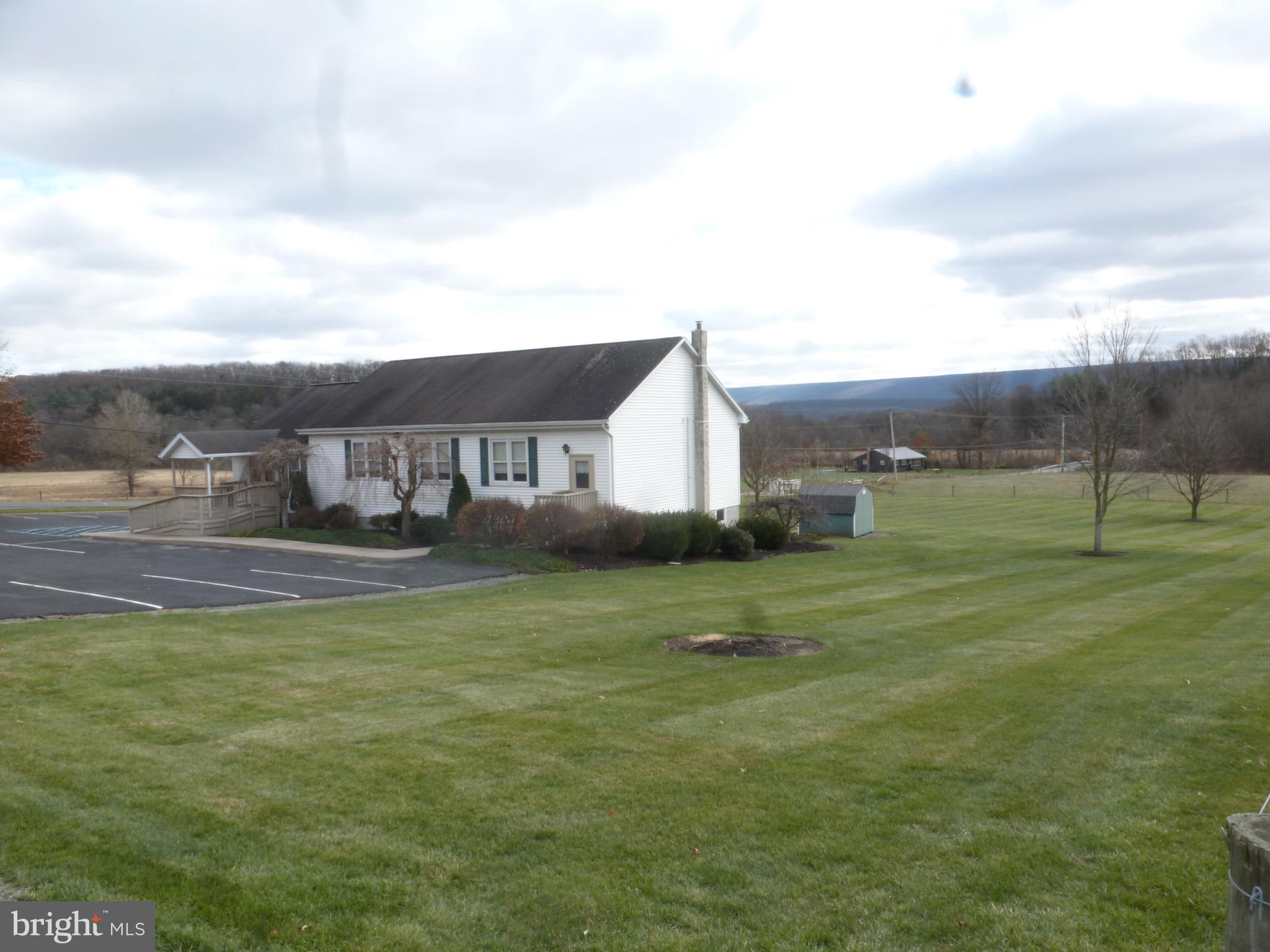 3667 BACK MOUNTAIN ROAD, MCCLURE, PA 17841