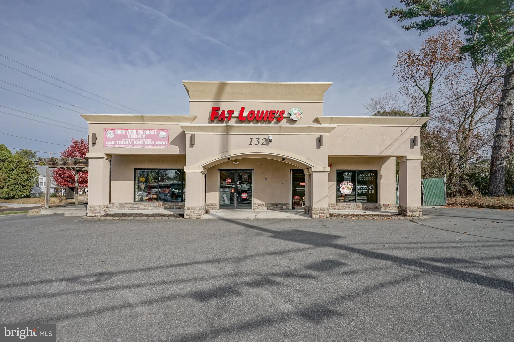 132 E RED BANK AVENUE, WOODBURY, NJ 08096