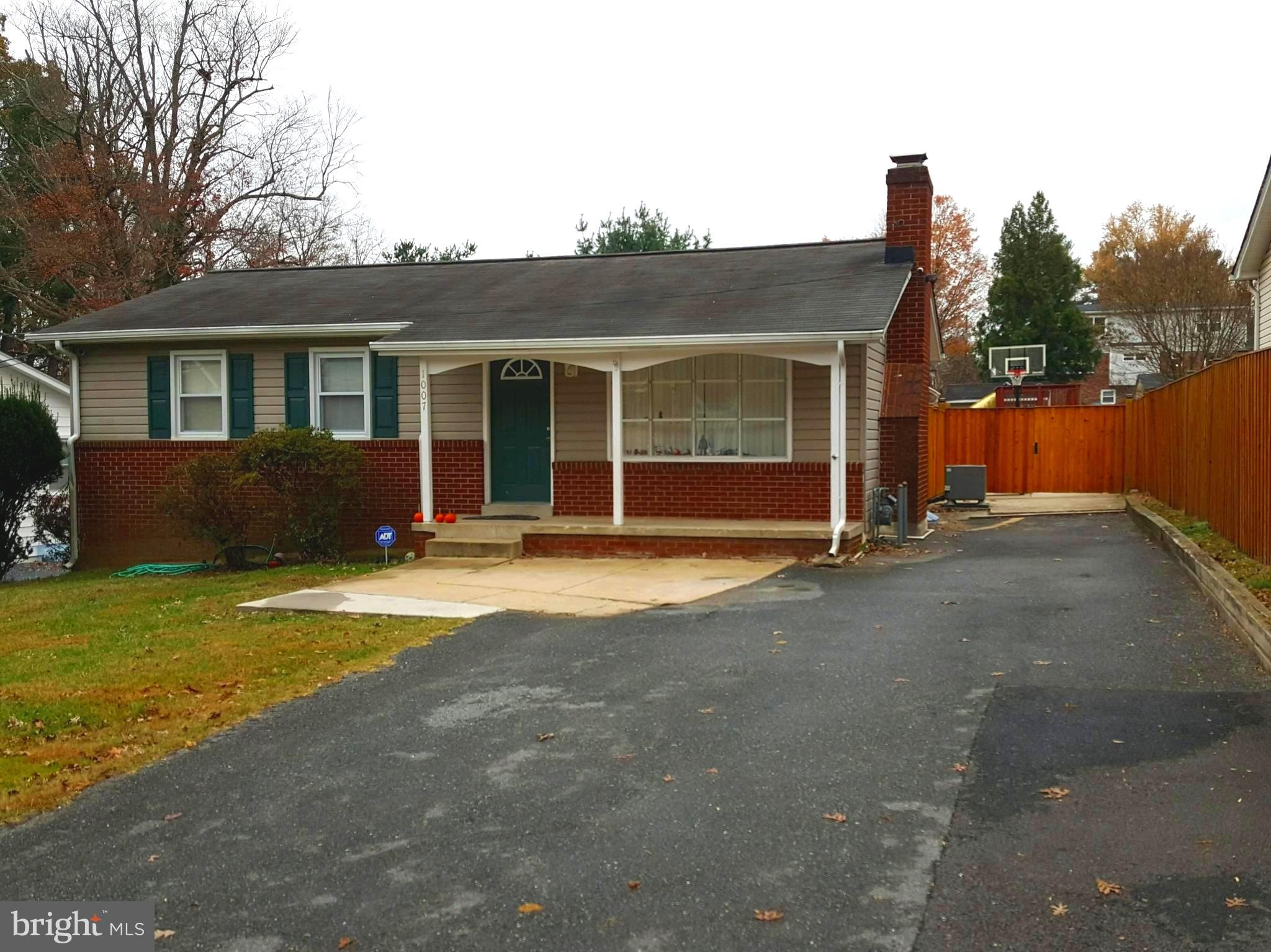 1007 Hollywood Ave, Silver Spring, MD, 20904
