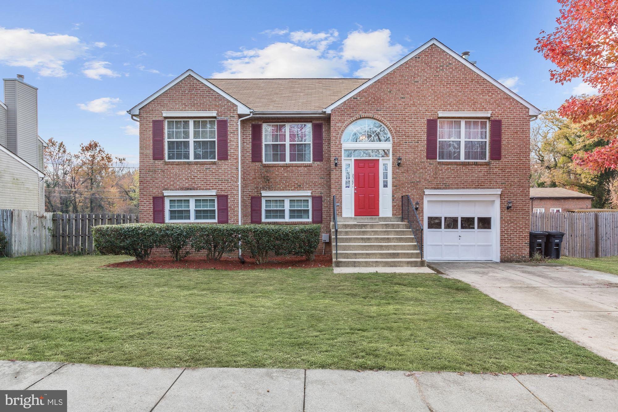 2307 WHITEHALL St, Suitland, MD, 20746
