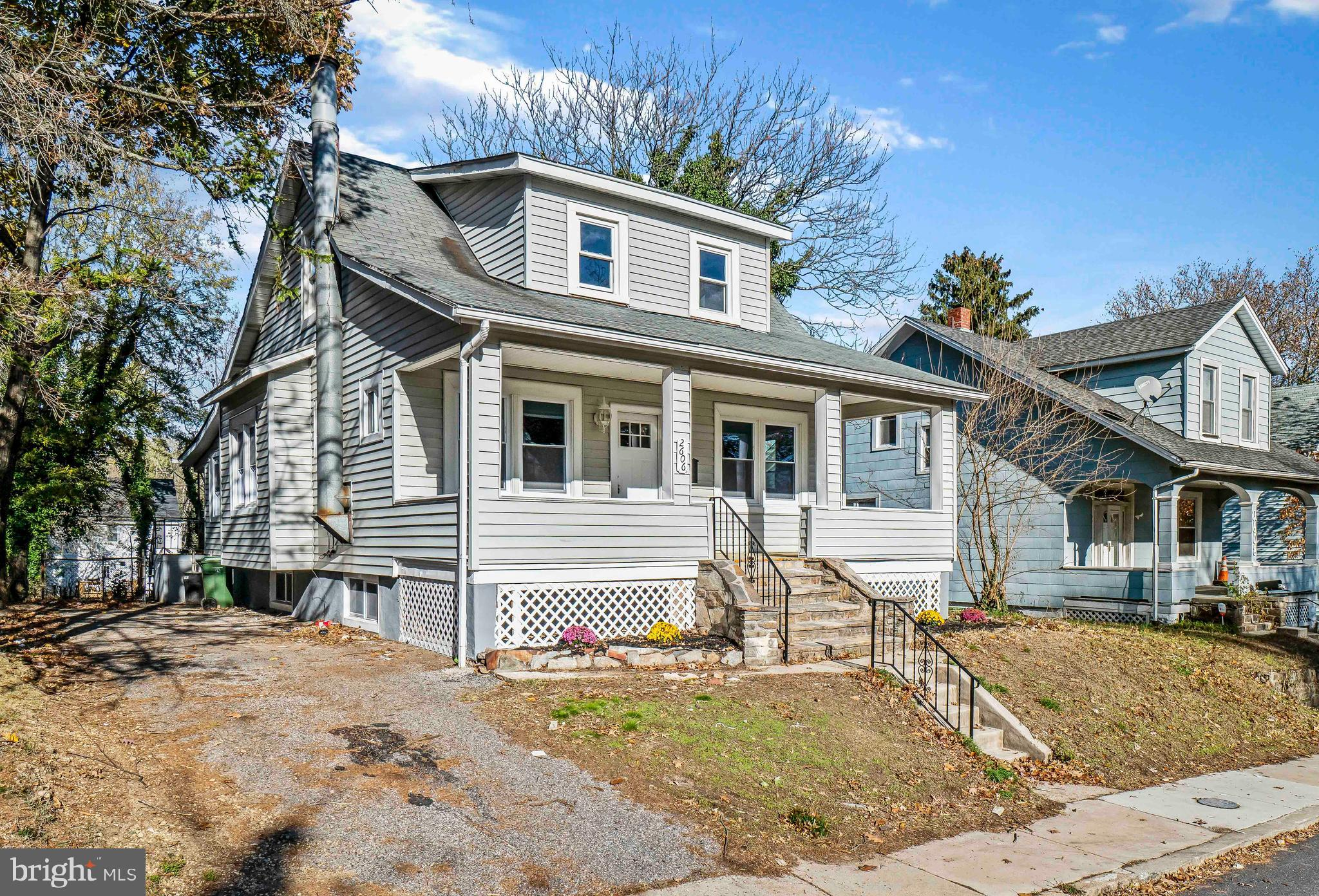 2606 SOUTHERN AVENUE, BALTIMORE, MD 21214
