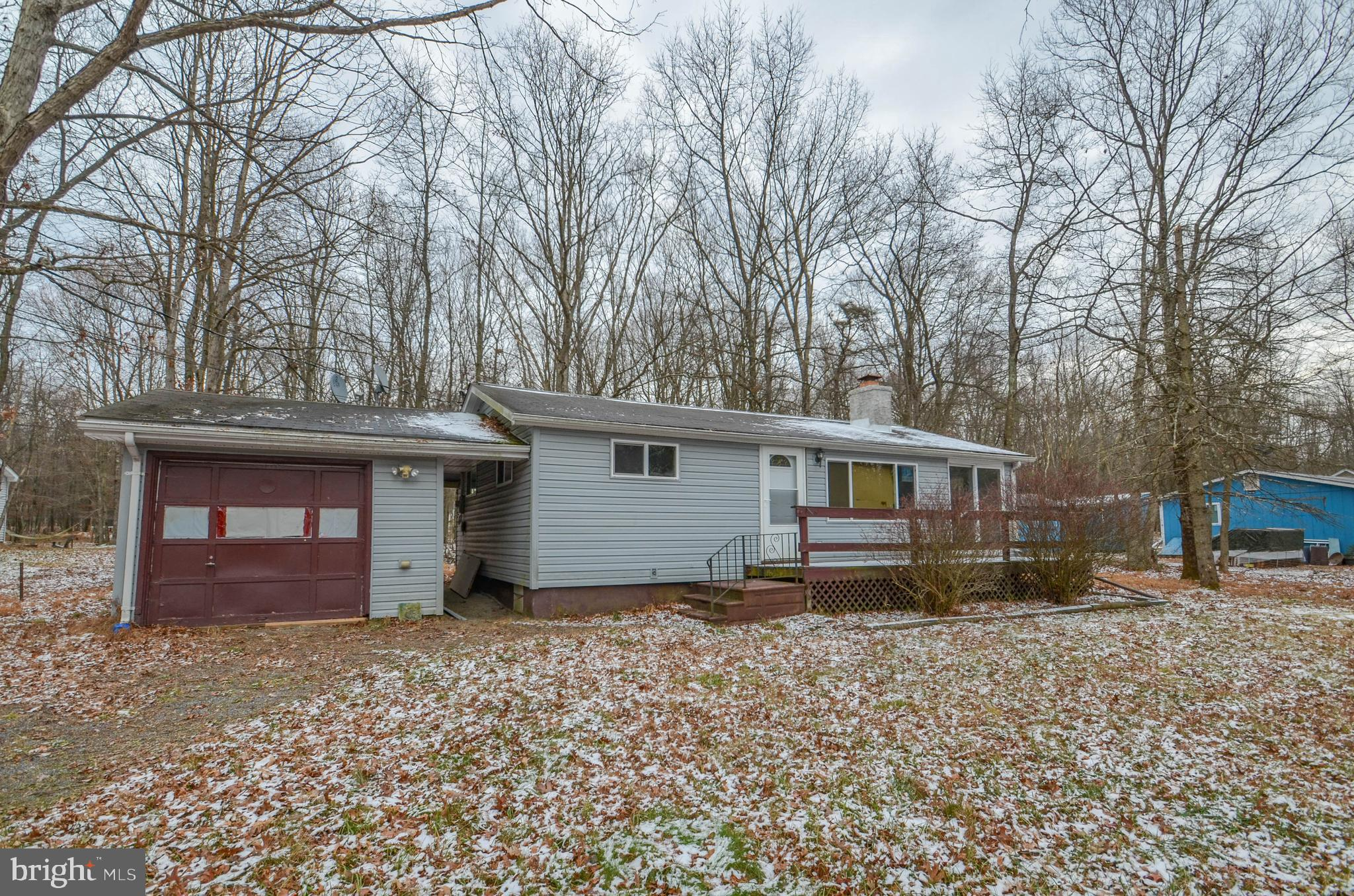 126 BUCK HILL ROAD, ALBRIGHTSVILLE, PA 18210