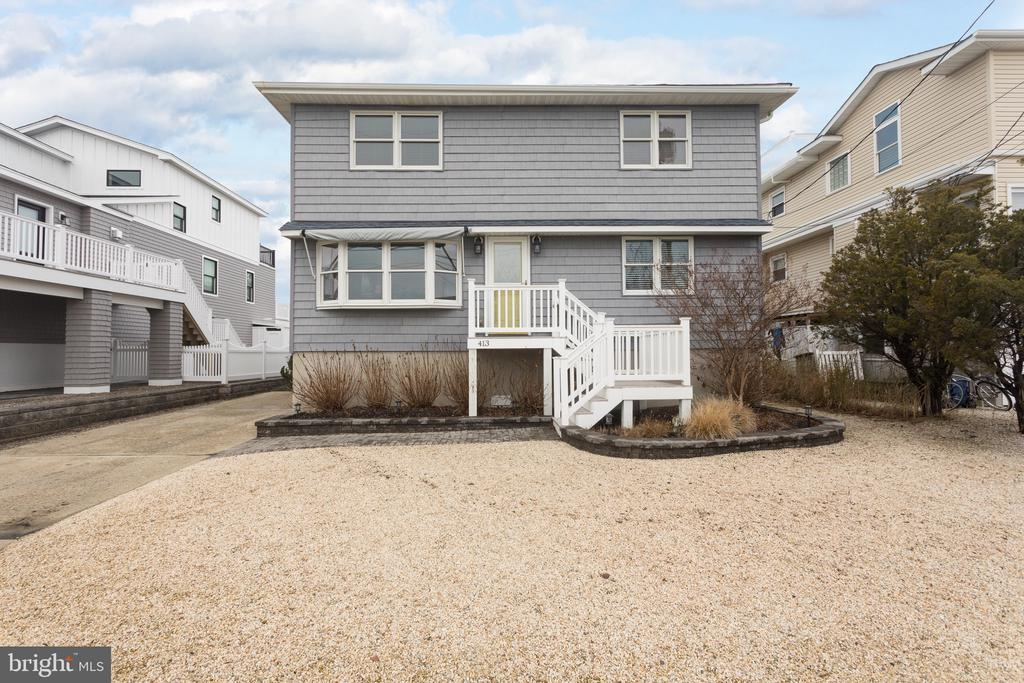 413 N BARNEGAT AVENUE, Long Beach Island in OCEAN County, NJ 08008 Home for Sale