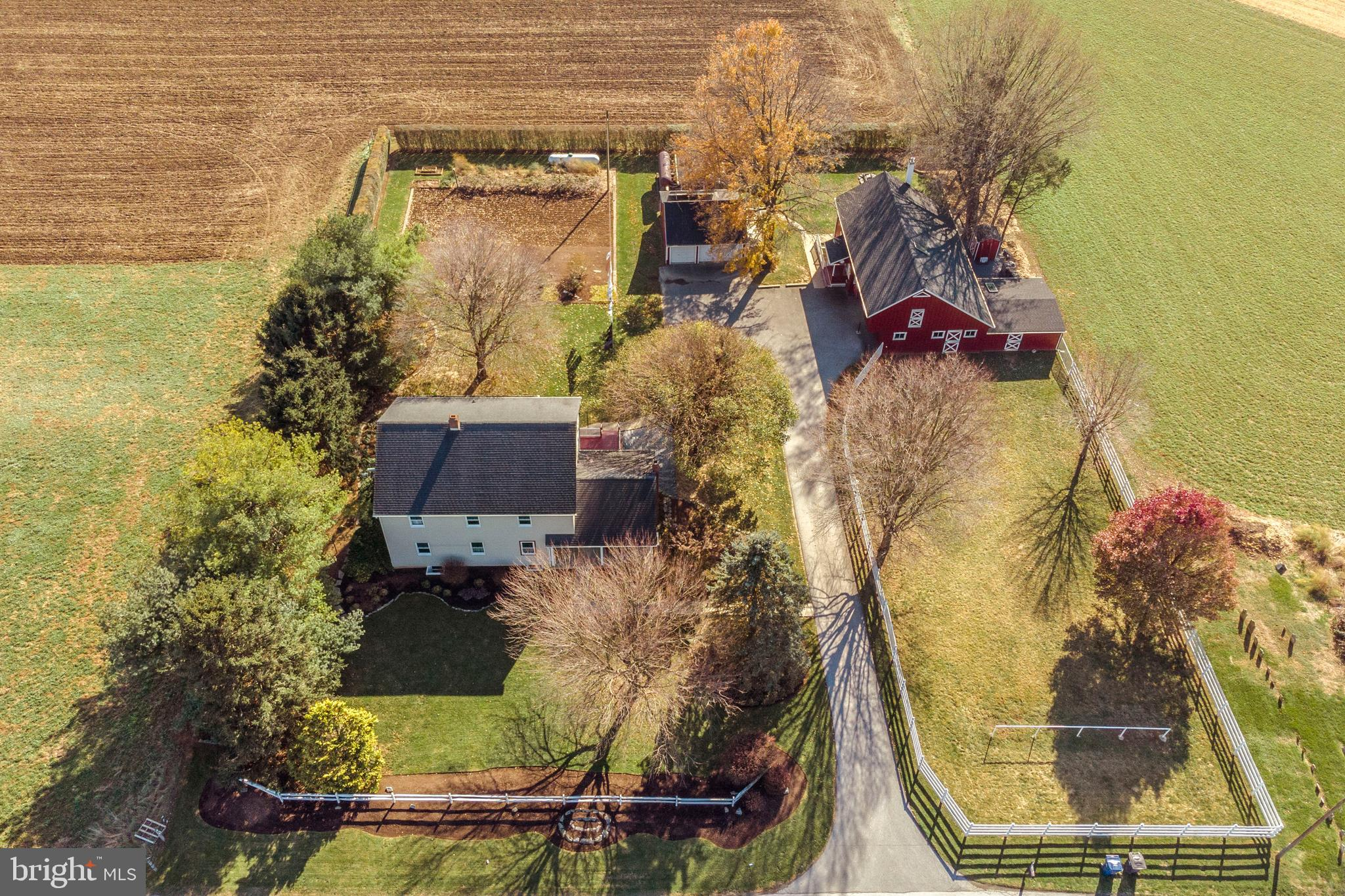 2614 BACHMANTOWN ROAD, RONKS, PA 17572