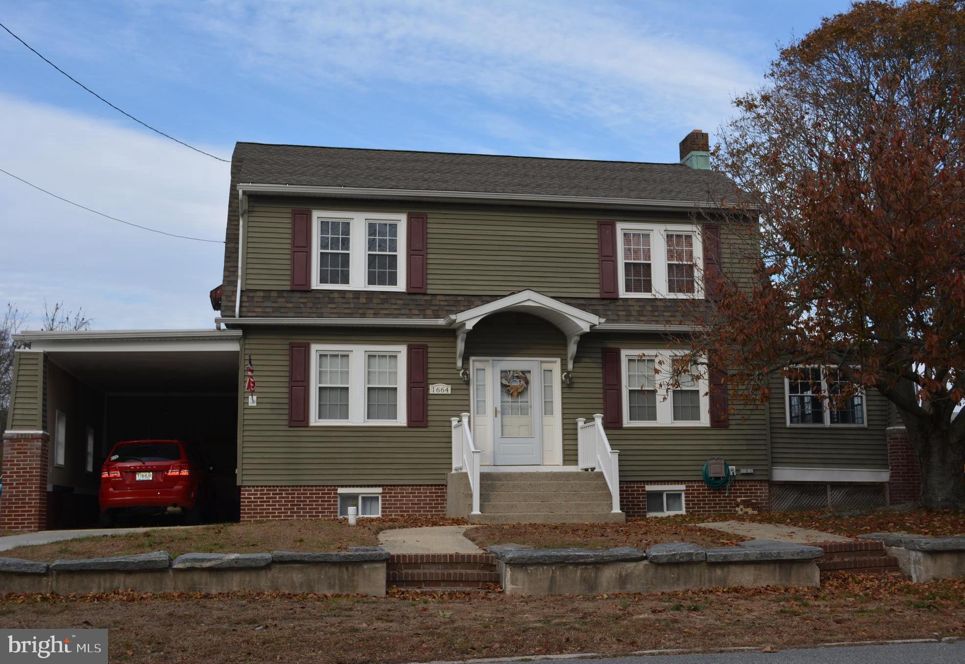 1664 MAIN STREET, PORT NORRIS, NJ 08349
