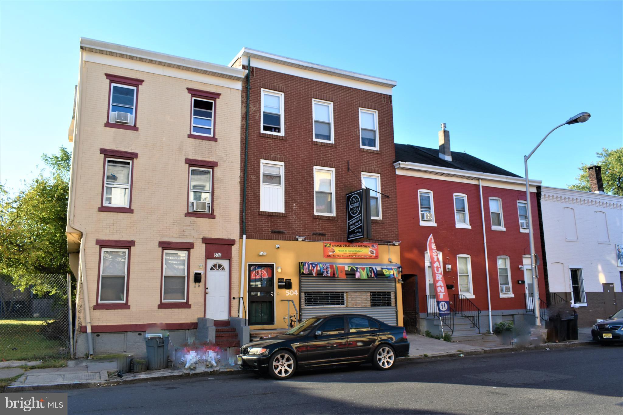 504 N CLINTON AVENUE, TRENTON, NJ 08638