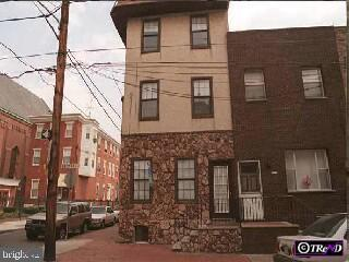 Solid, large corner South Philadelphia property. Huge potential for a luxury development or possible multi-unit subdivision. Extremely sought after area. Some new appliances. Recently serviced HVAC system. Separate entrance to one of the bedrooms which functions as a 2 story suite. Currently rented at $2,200/month. Rent can be increased to $2500. Please schedule 24 hours ahead if at all possible.