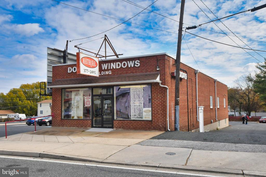 8205 HARFORD ROAD, PARKVILLE, Maryland 21234, ,Commercial Lease,For Rent,HARFORD,1,MDBC478516