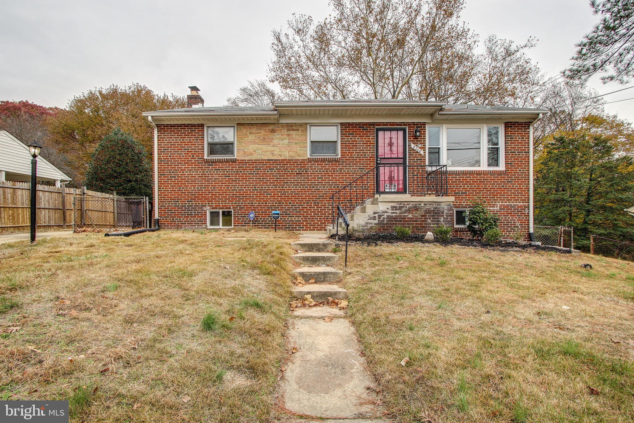 8208 REDVIEW DRIVE, DISTRICT HEIGHTS, MD 20747