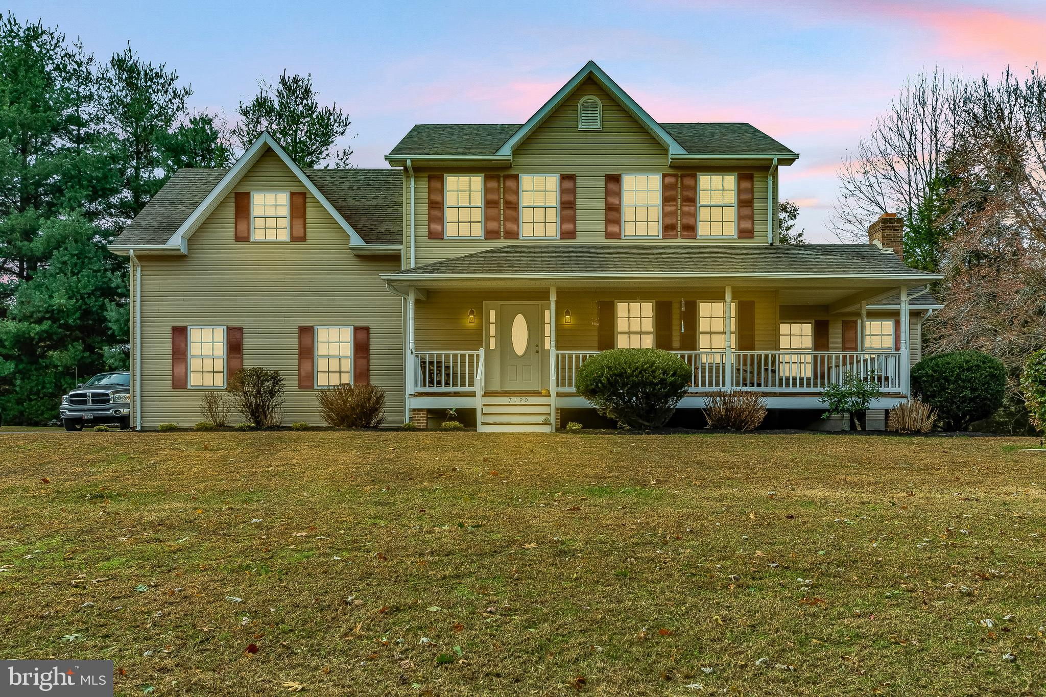 7120 BLUEGRASS WAY, OWINGS, MD 20736