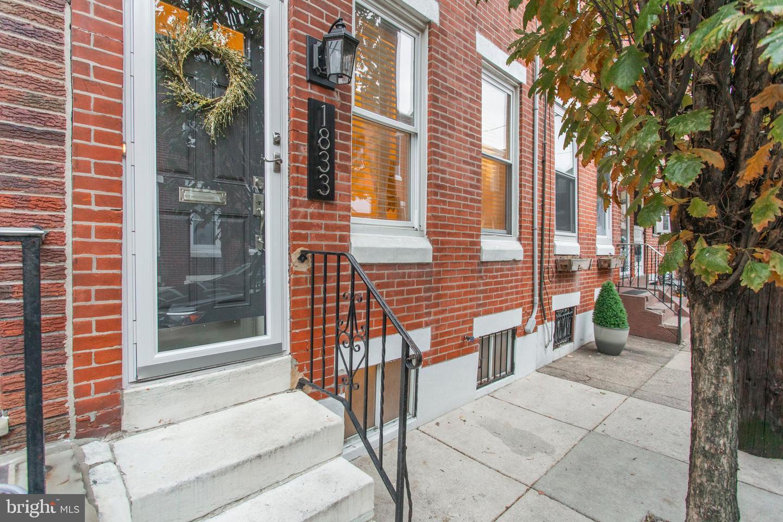 1833 S Sartain Street Philadelphia, PA 19148