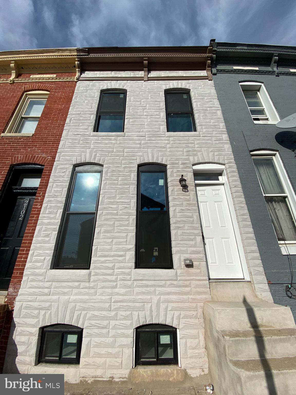 2104 E BIDDLE STREET, BALTIMORE, MD 21213