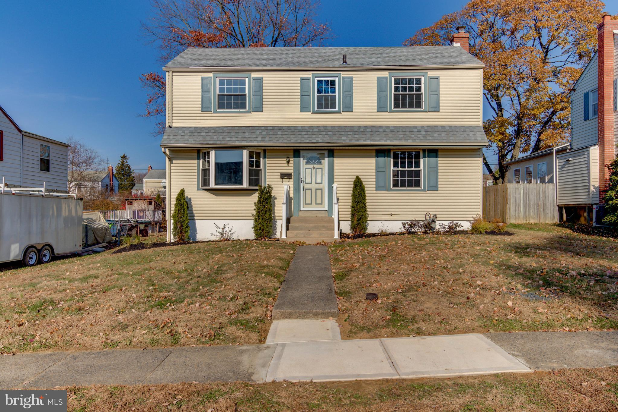 117 EDGAR AVENUE, ASTON, PA 19014