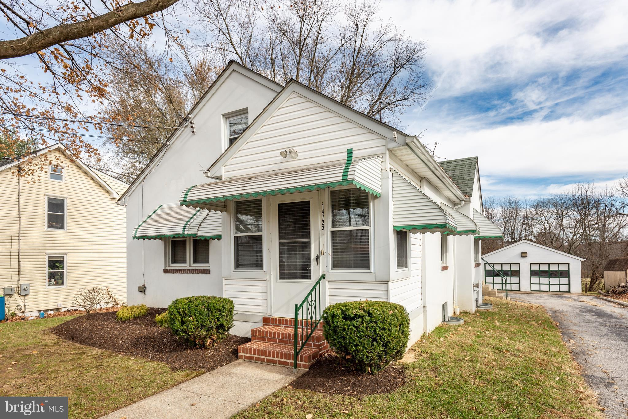 14723 OLD HANOVER ROAD, UPPERCO, MD 21155
