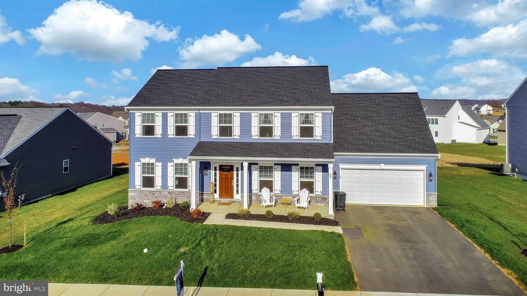 32 BLUE JAY WAY, ANNVILLE, PA 17003