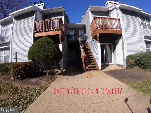5373-B Bedford Ter #73b, Alexandria 22309