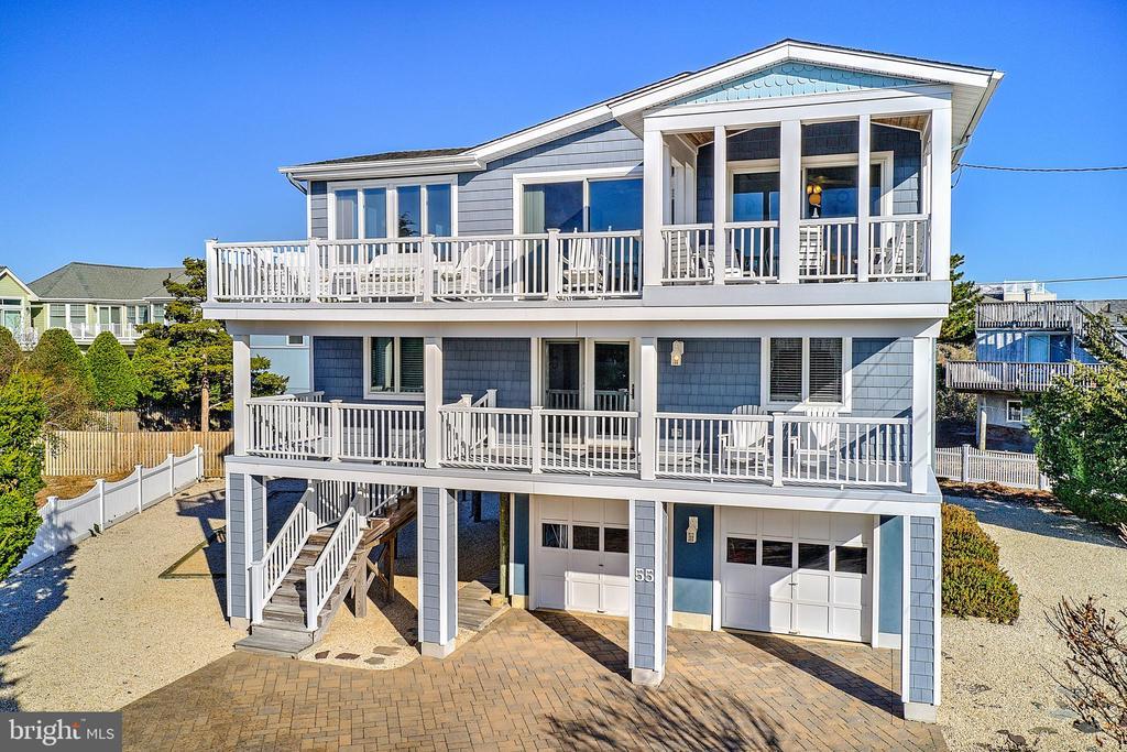 55  BAYVIEW AVENUE, Long Beach Island in OCEAN County, NJ 08008 Home for Sale