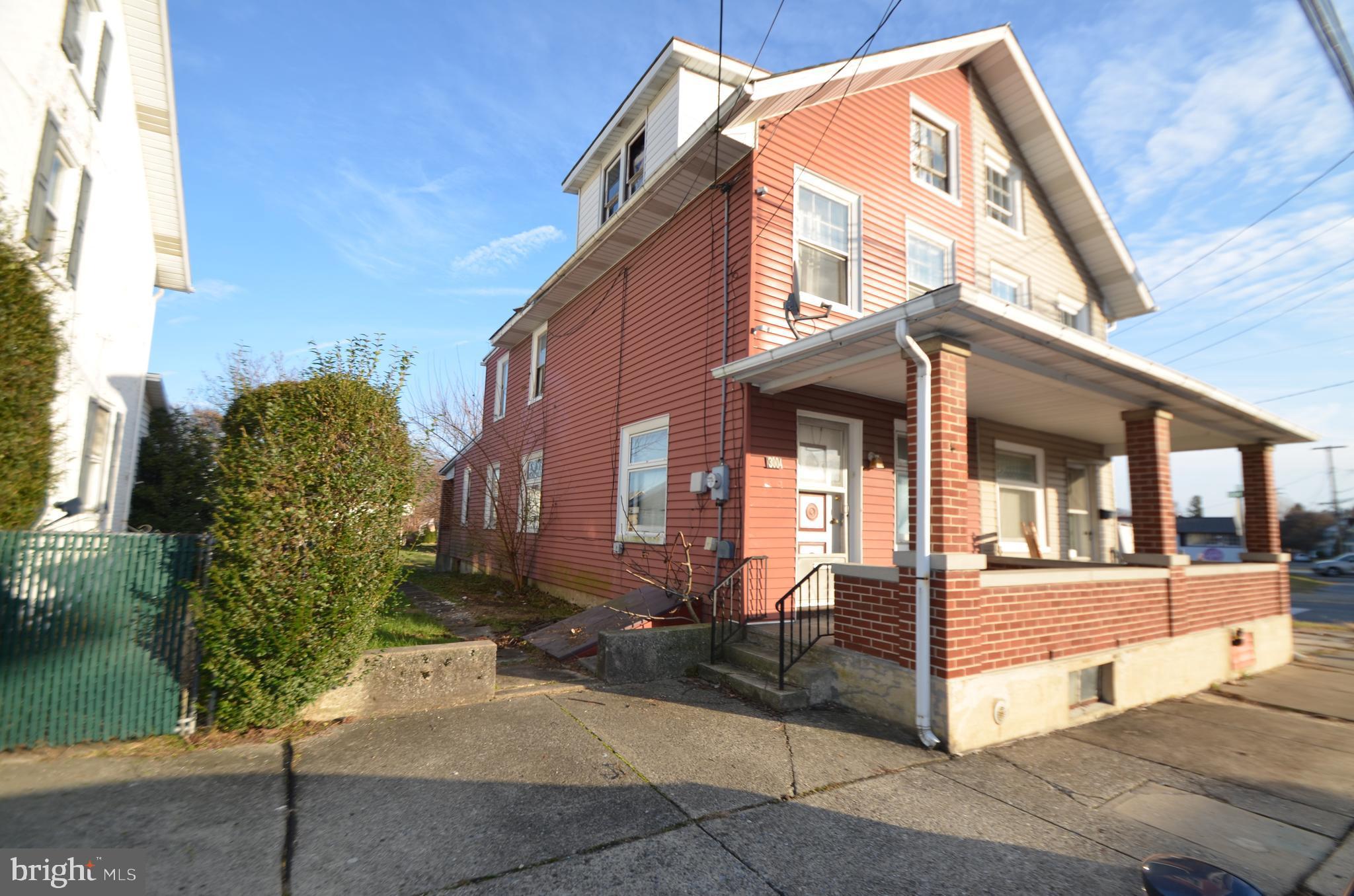 3004 N 2ND STREET, WHITEHALL, PA 18052