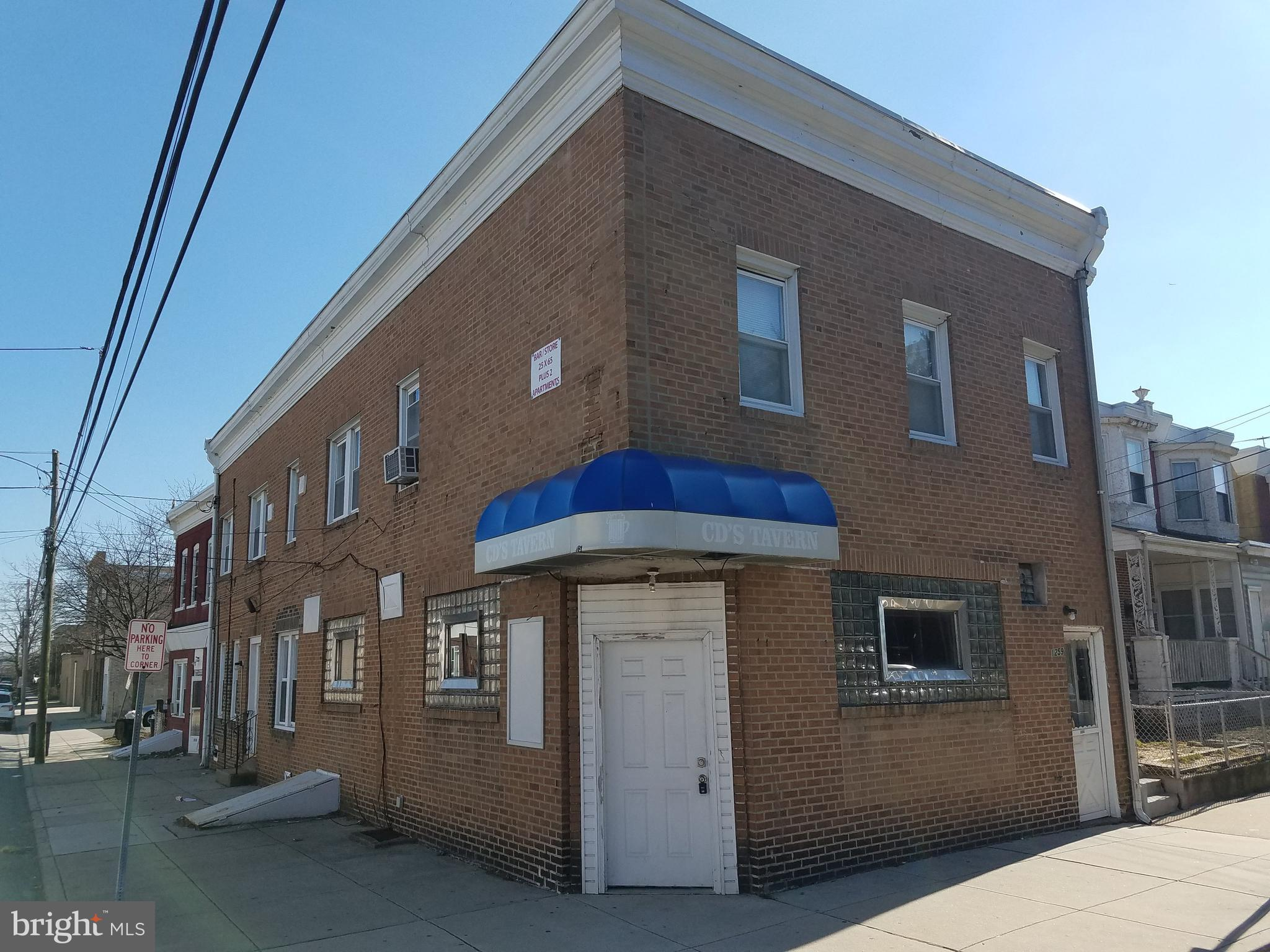 1259 E 11TH STREET, CRUM LYNNE, PA 19022