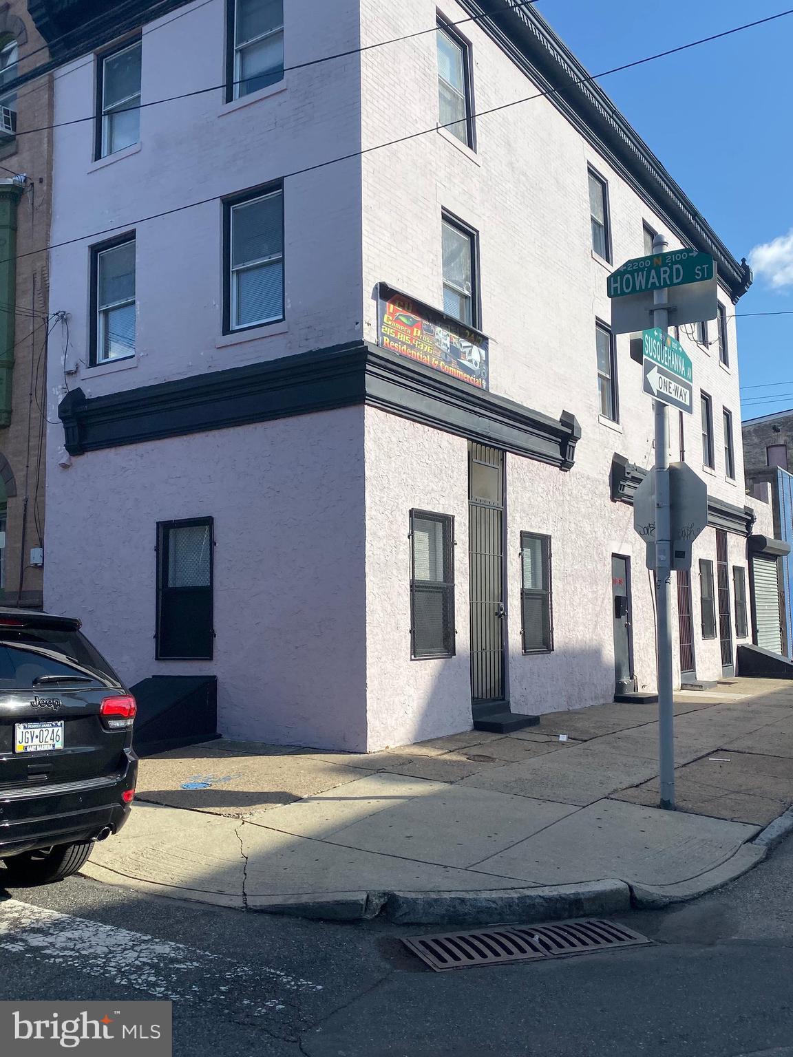 2201 N HOWARD STREET, PHILADELPHIA, PA 19133
