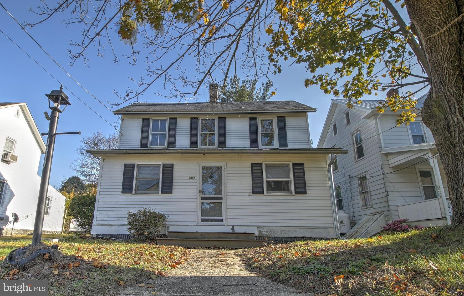 1417 MAIN STREET, WHITEFORD, MD 21160