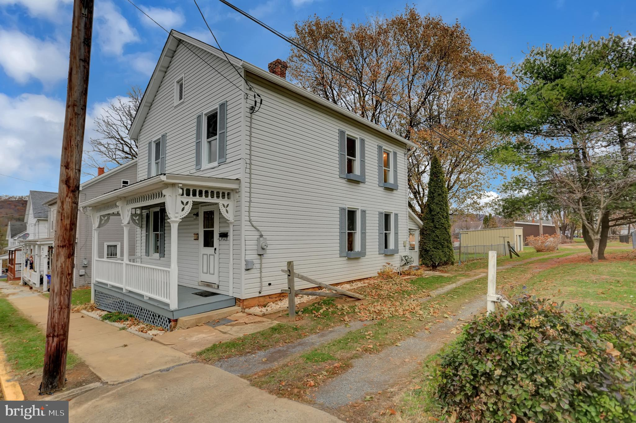 116 WEST WALNUT, MC CONNELLSBURG, PA 17233