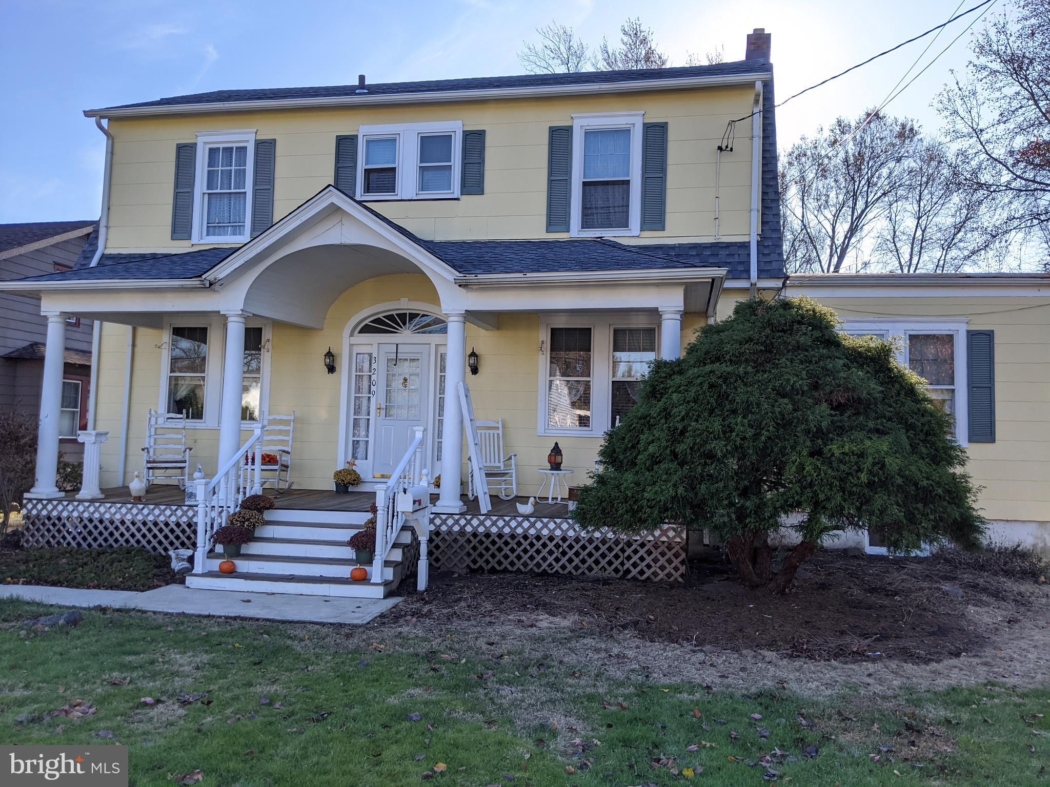 3209 NOTTINGHAM WAY, HAMILTON, NJ 08609