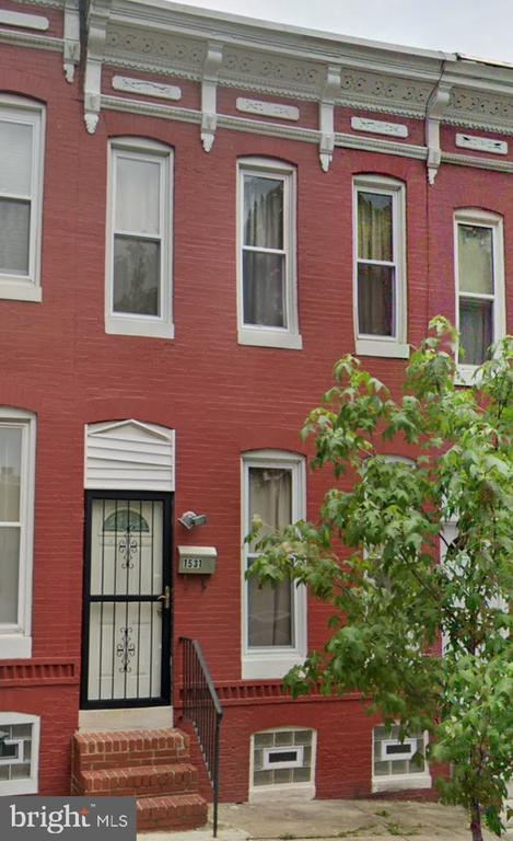 Investment opportunity. Buy and keep as rental or sell.Cute 3 bedrooms and 1 bath townhouse across from elementary school and rec center. Home is minutes from Zoo, Druid Hill Park and Mondawmin Mall. Home needs some updates. SHORTSALE - SOLD AS IS - SELLER WILL MAKE NO REPAIRS.