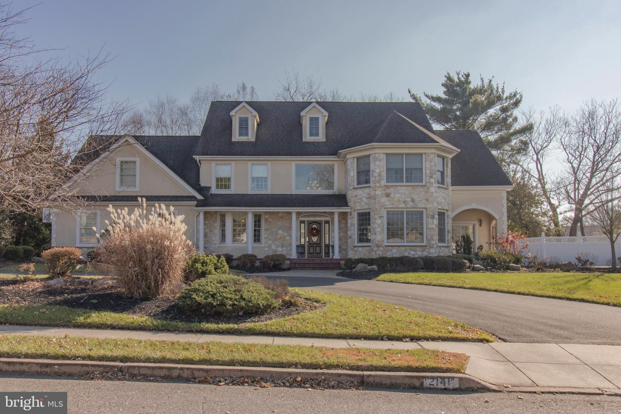 2141 SAINT ALBERTS CIRCLE, HUNTINGDON VALLEY, PA 19006