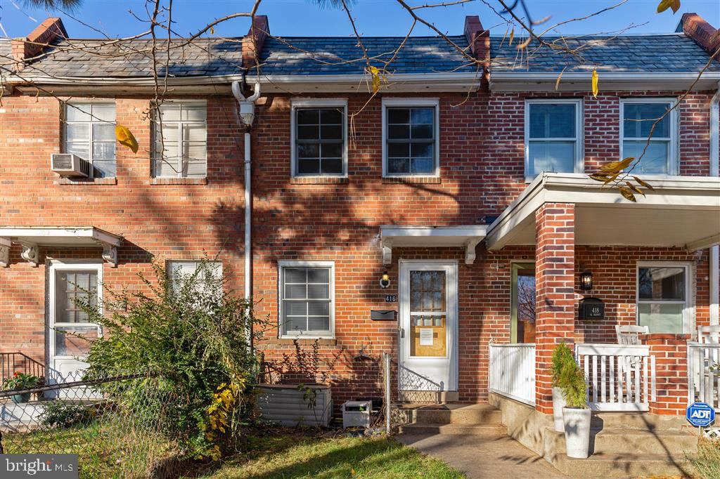 Charming and functional Old Town Townhouse ! LOCATION LOCATION LOCATION , 3 blocks to Old Towne King street and short walk to the waterfront. 2 metro stops from amazon hq2. 6 blocks from Braddock Rd Metro, 8 blocks to king street metro. Short drive to Reagan national airport and downtown DC, or Maryland. Walkscore of 95 means everything you need is within easy walking distance. Charming restaurants, pubs and bars, stunning water views and parks and all the conveniences of city living with a suburban feel. 3 bedrooms, 1 full bath, completely updated with new plumbing, electric and central air in 2005. Many custom add ons for convenience and space saving . Closetmaid solutions for each bedroom, folding desks, attic fans and insulation, backyard patio and private parking, a mature yoshino cherry tree in the front yard blossoms every spring, to let you know when the tidal basin is on full bloom. A great home to live in and a great investment.