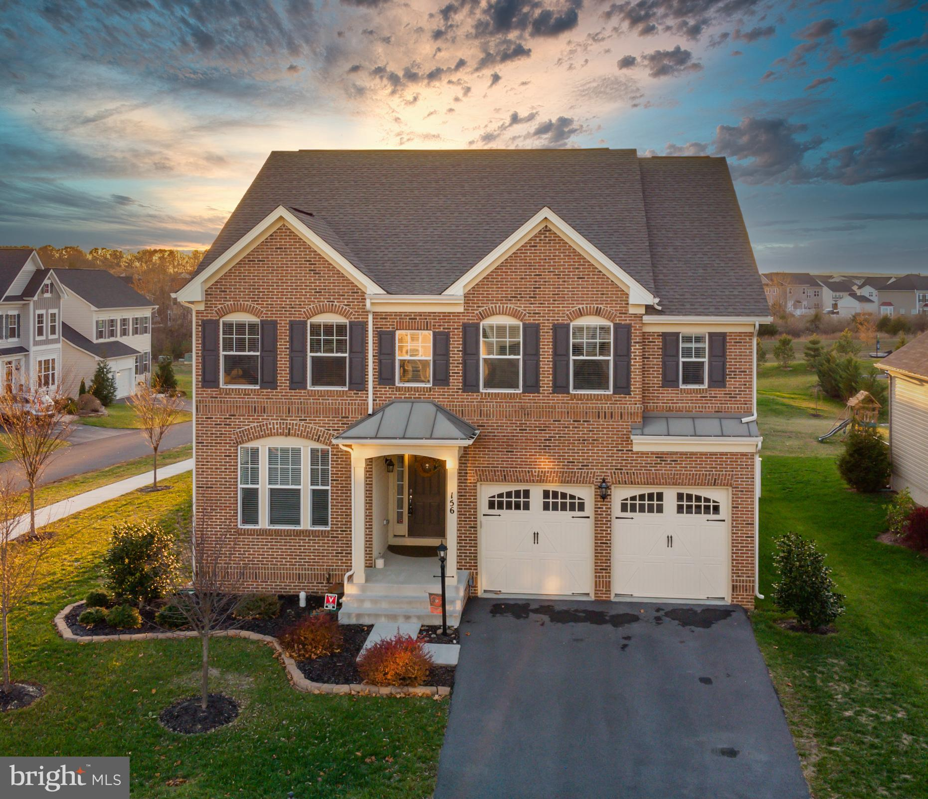 156 BLACKFORD DRIVE, STEPHENSON, VA 22656