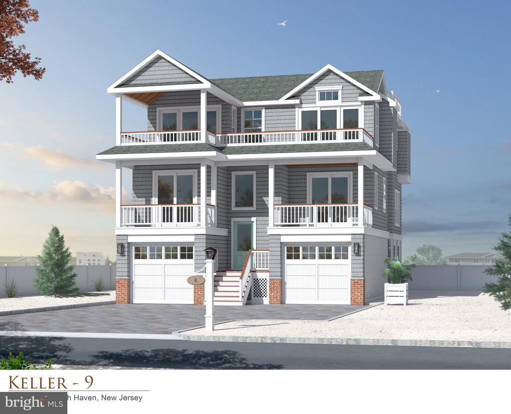 221  HOLYOKE AVENUE, Long Beach Island in OCEAN County, NJ 08008 Home for Sale