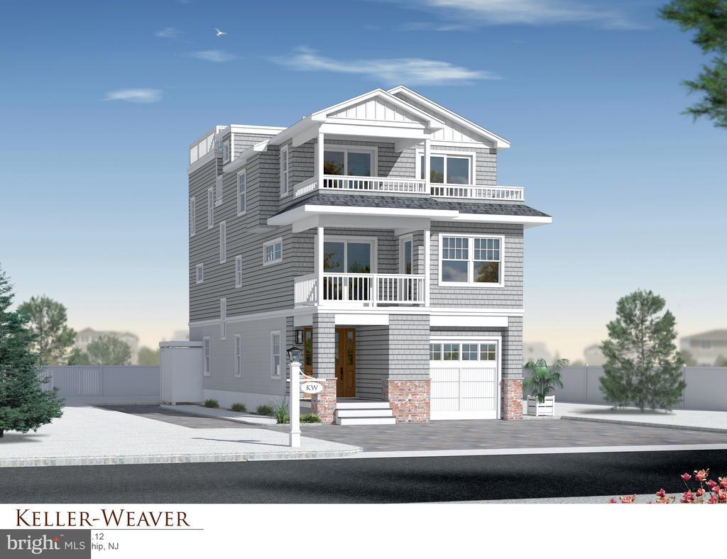 106  LILLIE, Long Beach Island in OCEAN County, NJ 08008 Home for Sale